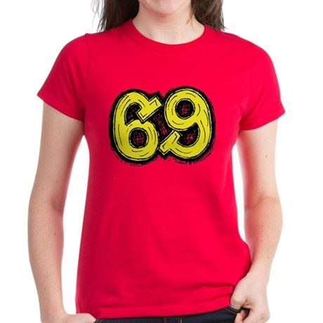 69 Women's Dark T-Shirt
