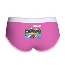 Fishing With Moses Women's Boy Brief