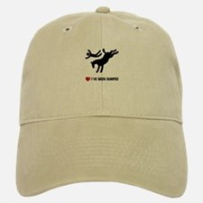 Dumped by my horse! Funny Baseball Baseball Cap