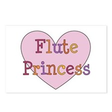 Flute Princess Postcards (Package of 8)