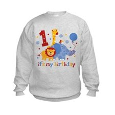 Safari 1st Birthday Sweatshirt