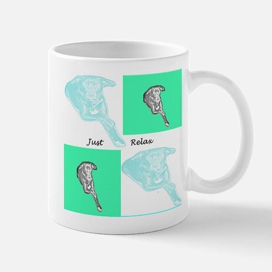 Lab/Pitbull Mug