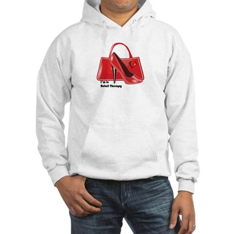 Retail Therapy Hooded Sweatshirt