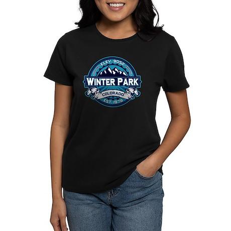Winter Park Ice Women's Dark T-Shirt