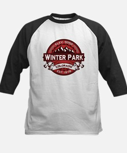 Winter Park Red Tee