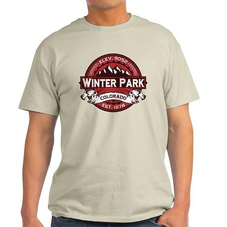 Winter Park Red Light T-Shirt