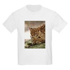 Geoffroy Cat Kids Light T-Shirt