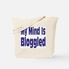 Mind Is Bloggled Tote Bag
