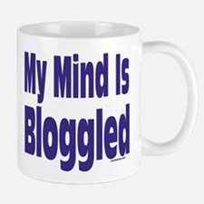 Mind Is Bloggled Mug