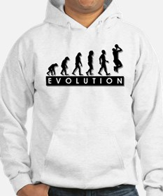 Evolution of the Basketball P Hoodie