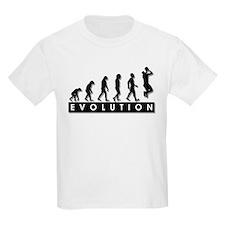 Evolution of the Basketball P T-Shirt