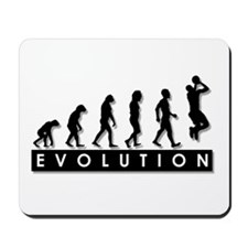 Evolution of the Basketball P Mousepad