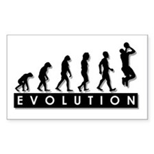 Evolution of the Basketball P Decal