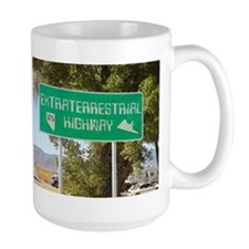 New ET Highway Sign Mug