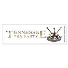 TEA Party - Tennessee, Car Sticker