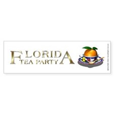 TEA Party - Florida, Bumper Sticker