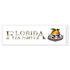 TEA Party - Florida, Car Sticker