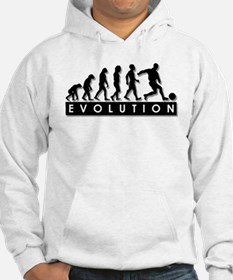 Evolution of a Soccer Player Jumper Hoody