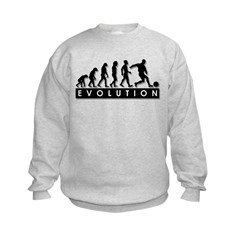 Evolution of a Soccer Player Sweatshirt