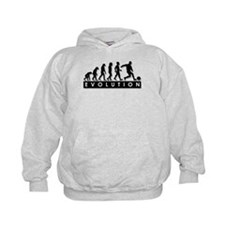 Evolution of a Soccer Player Hoody