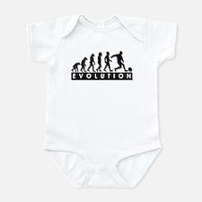Evolution of a Soccer Player Infant Bodysuit