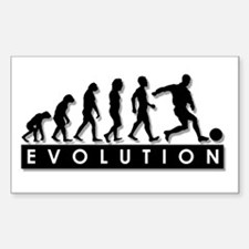 Evolution of a Soccer Player Decal