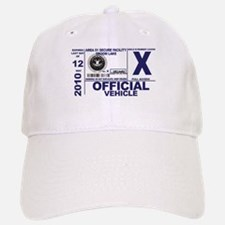 Area 51 Parking Pass Baseball Baseball Cap