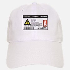 Area 51 Controlled Parking Pa Baseball Baseball Cap
