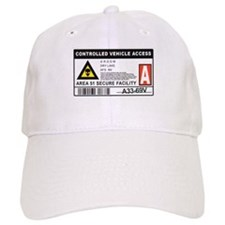 Area 51 Controlled Parking Pa Baseball Cap