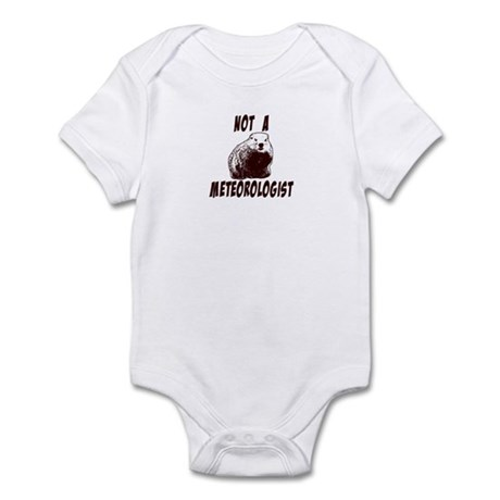 The Truth About Groundhogs Infant Bodysuit