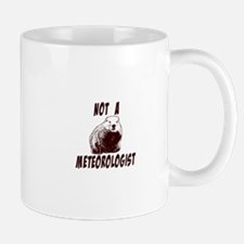 The Truth About Groundhogs Mug