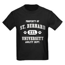 Property of St. Bernard Univ. T