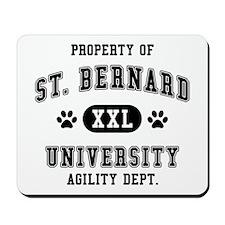 Property of St. Bernard Univ. Mousepad