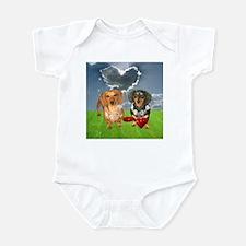Hearts Infant Bodysuit