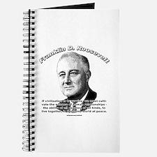 Franklin D. Roosevelt 01 Journal