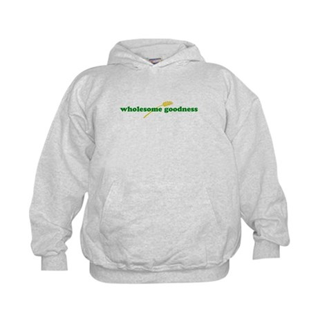 wholesome goodness Kids Hoodie