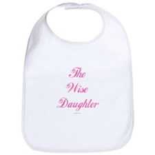The Wise Daughter Passover Bib