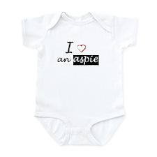 AspieMe Infant Bodysuit