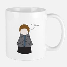 Tiny Edward Cullen Mug