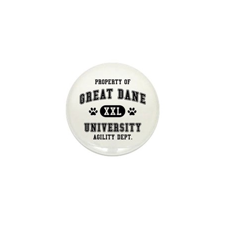 Property of Great Dane Univ. Mini Button (10 pack)