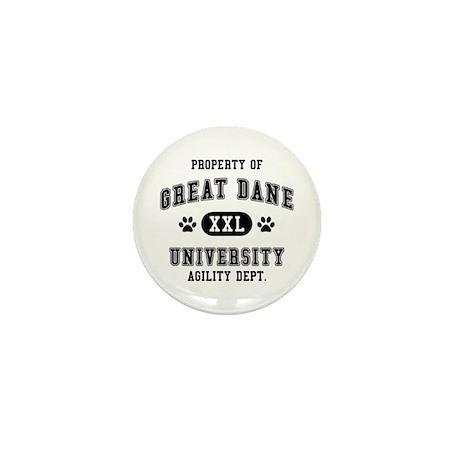 Property of Great Dane Univ. Mini Button (100 pack