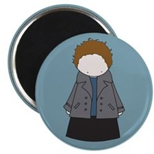 """Tiny Edward Cullen 2.25"""" Magnet (10 pack)"""