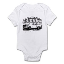 Cougar vs Cobra Infant Bodysuit