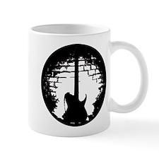 Guitar Silhouette Mug
