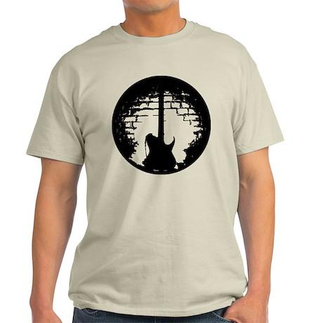 Guitar Silhouette Light T-Shirt