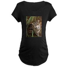 Fishing Cat T-Shirt