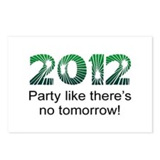 2012 Party Postcards (Package of 8)