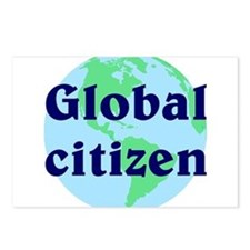 Global Citizen Postcards (Package of 8)