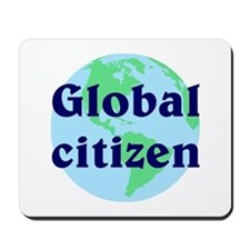 Global Citizen Mousepad