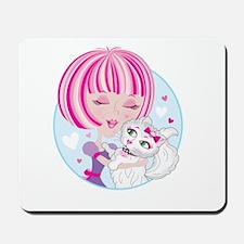 Baby Love's Hug Mousepad